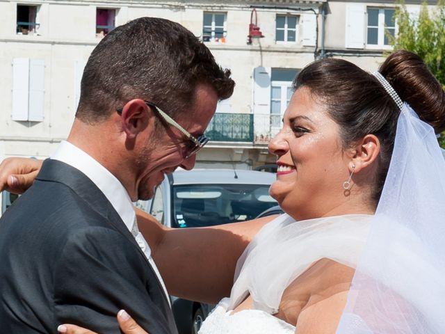 Le mariage de Bertrand et Marion à Pont L'Abbé d'Arnoult, Charente Maritime 13
