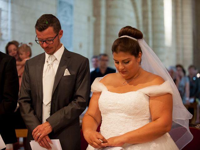 Le mariage de Bertrand et Marion à Pont L'Abbé d'Arnoult, Charente Maritime 17