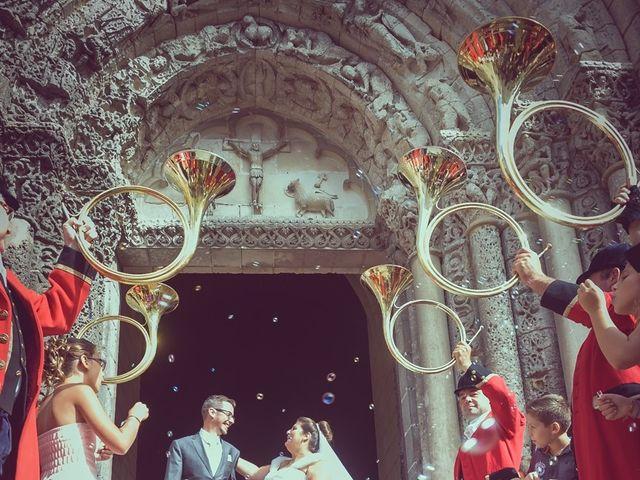 Le mariage de Bertrand et Marion à Pont L'Abbé d'Arnoult, Charente Maritime 20