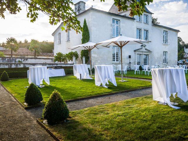 Le mariage de Bertrand et Marion à Pont L'Abbé d'Arnoult, Charente Maritime 23