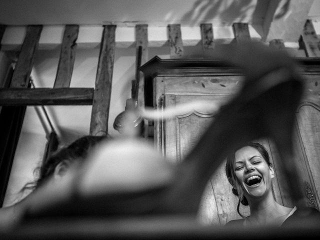 Le mariage de Felipe et Aline à Lyons-la-Forêt, Eure 5