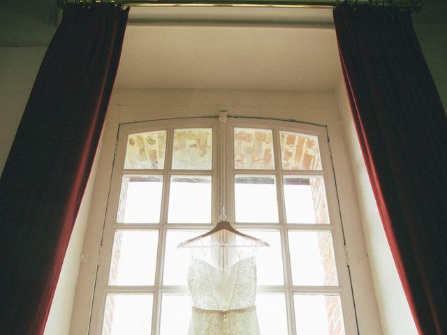 Le mariage de Felipe et Aline à Lyons-la-Forêt, Eure 12