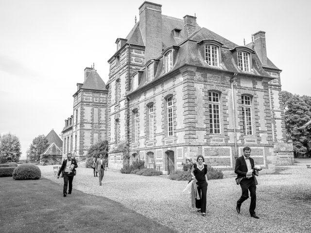 Le mariage de Felipe et Aline à Lyons-la-Forêt, Eure 34