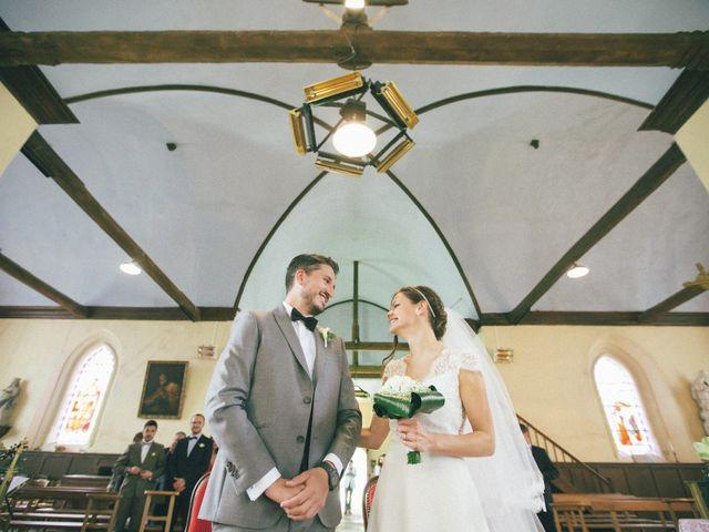 Le mariage de Felipe et Aline à Lyons-la-Forêt, Eure 36
