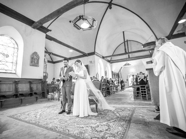Le mariage de Felipe et Aline à Lyons-la-Forêt, Eure 38