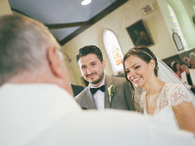 Le mariage de Felipe et Aline à Lyons-la-Forêt, Eure 39