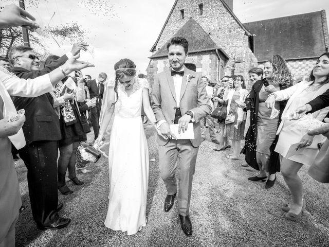 Le mariage de Felipe et Aline à Lyons-la-Forêt, Eure 41
