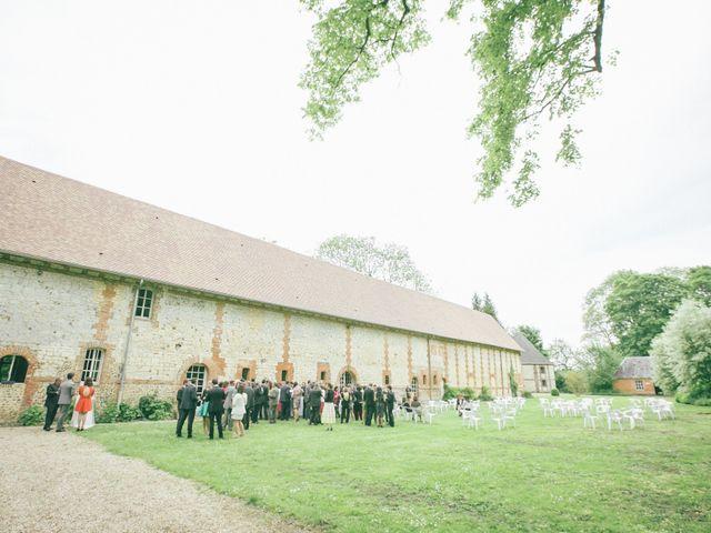 Le mariage de Felipe et Aline à Lyons-la-Forêt, Eure 47