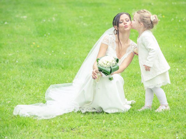 Le mariage de Felipe et Aline à Lyons-la-Forêt, Eure 48