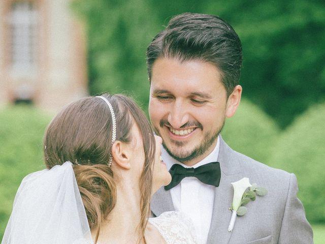 Le mariage de Felipe et Aline à Lyons-la-Forêt, Eure 49