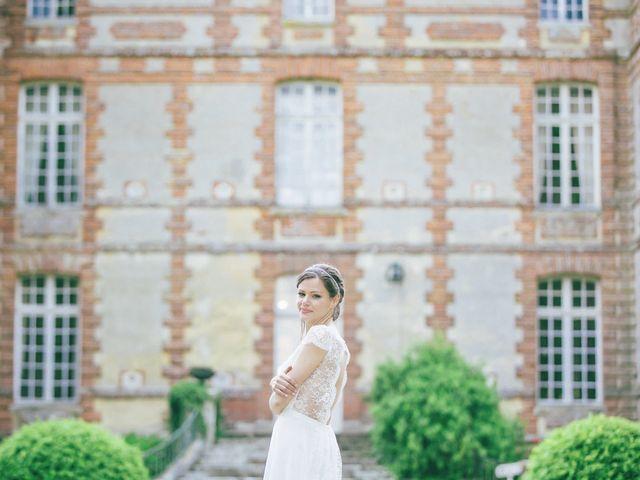 Le mariage de Felipe et Aline à Lyons-la-Forêt, Eure 57