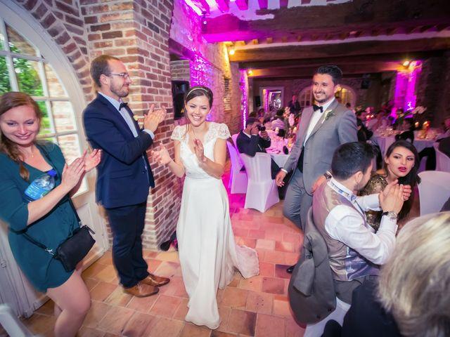 Le mariage de Felipe et Aline à Lyons-la-Forêt, Eure 58