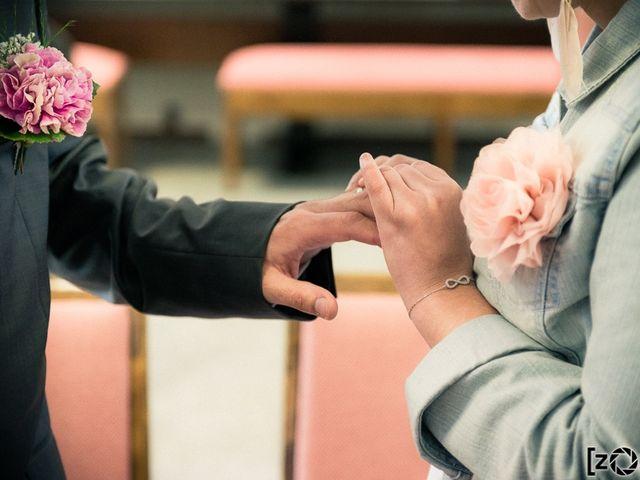 Le mariage de Chloe et Jean-François à Saint-Jorioz, Haute-Savoie 5