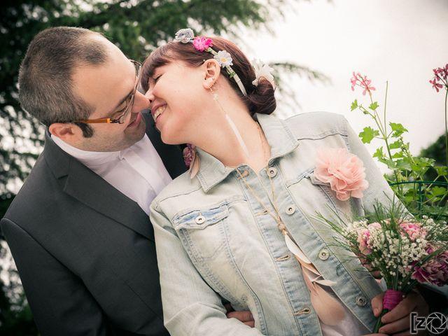Le mariage de Chloe et Jean-François à Saint-Jorioz, Haute-Savoie 1