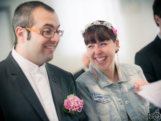 Le mariage de Chloe et Jean-François à Saint-Jorioz, Haute-Savoie 4