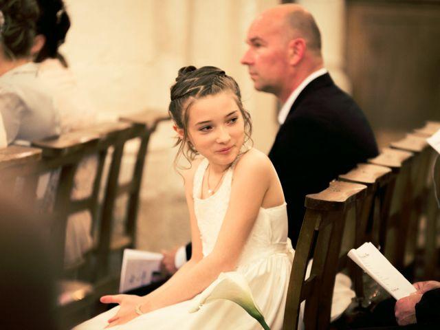 Le mariage de Benjamin et Jessica à Saint-Laurent-des-Autels, Maine et Loire 2