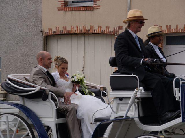 Le mariage de Benjamin et Jessica à Saint-Laurent-des-Autels, Maine et Loire 5