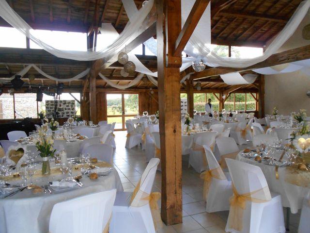 Le mariage de Benjamin et Jessica à Saint-Laurent-des-Autels, Maine et Loire 6