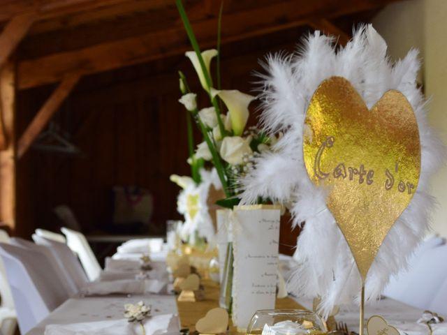 Le mariage de Benjamin et Jessica à Saint-Laurent-des-Autels, Maine et Loire 7