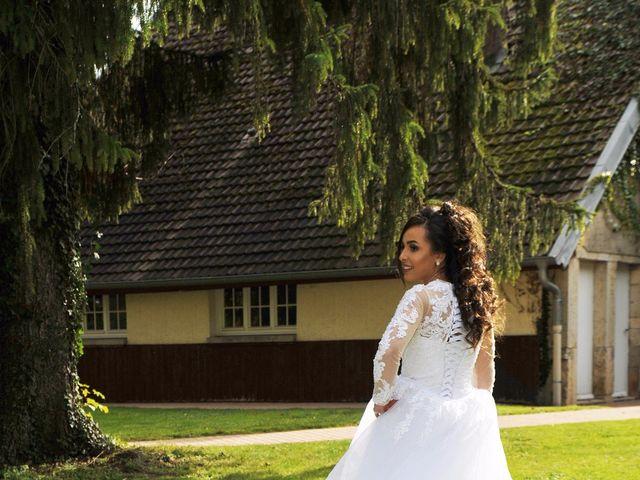 Le mariage de David et Sandra à Gray, Haute-Saône 5