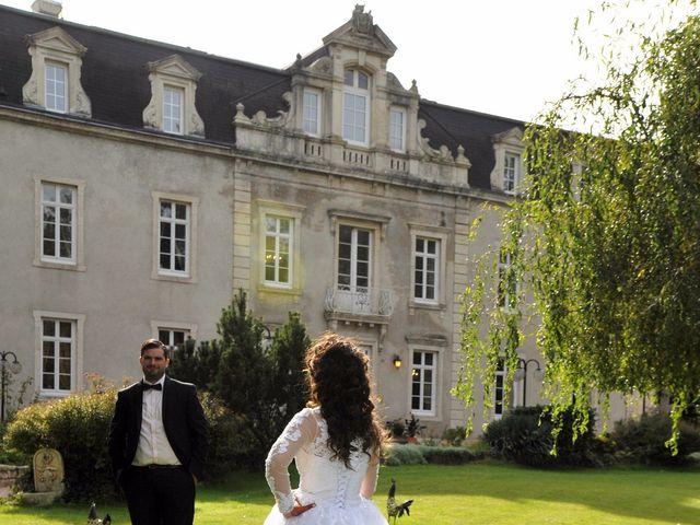 Le mariage de David et Sandra à Gray, Haute-Saône 6