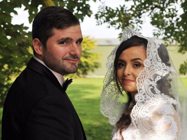 Le mariage de David et Sandra à Gray, Haute-Saône 9