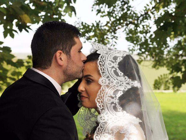 Le mariage de David et Sandra à Gray, Haute-Saône 10