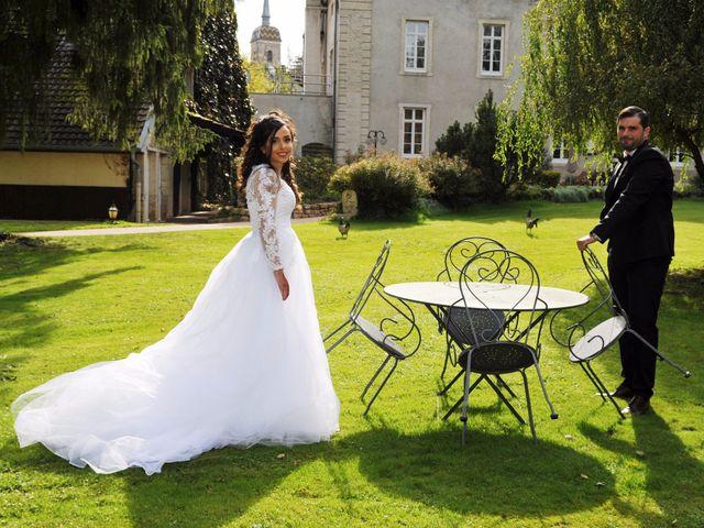 Le mariage de David et Sandra à Gray, Haute-Saône 11