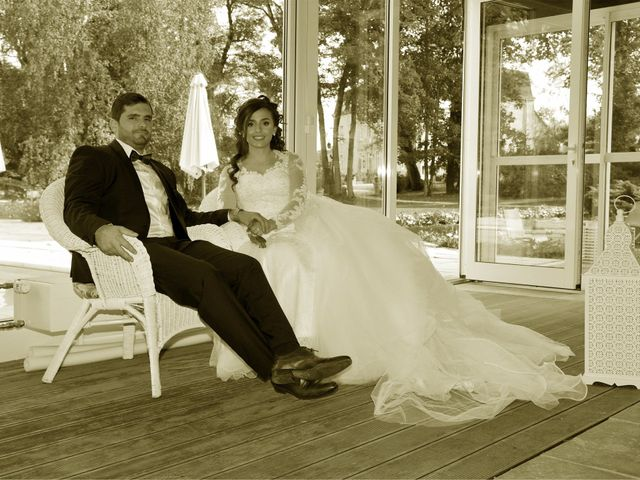 Le mariage de David et Sandra à Gray, Haute-Saône 12