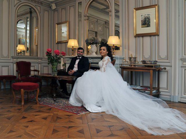 Le mariage de David et Sandra à Gray, Haute-Saône 15