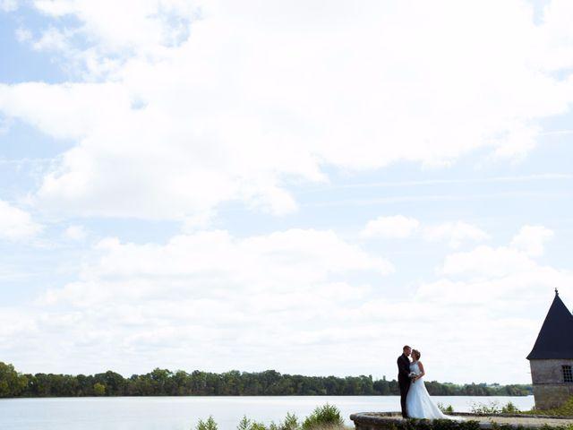 Le mariage de Florent et Coralie à Vayres, Gironde 5