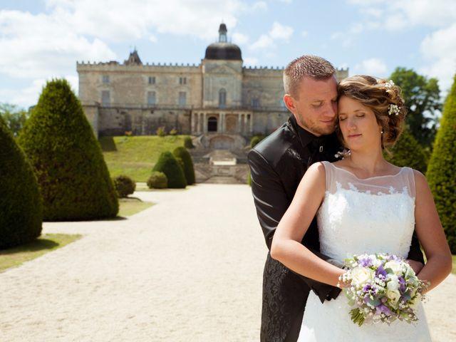 Le mariage de Florent et Coralie à Vayres, Gironde 6