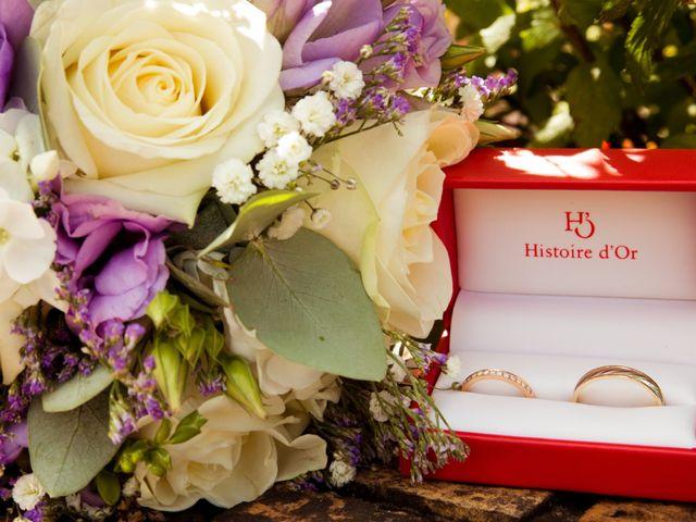 Le mariage de Florent et Coralie à Vayres, Gironde 9