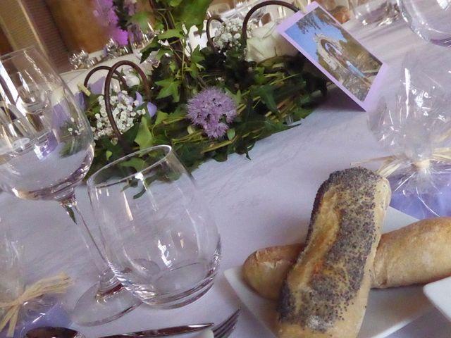 Le mariage de Florent et Coralie à Vayres, Gironde 11