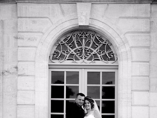 Le mariage de Florent et Coralie à Vayres, Gironde 14