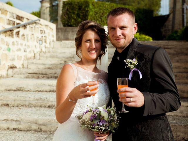 Le mariage de Florent et Coralie à Vayres, Gironde 15