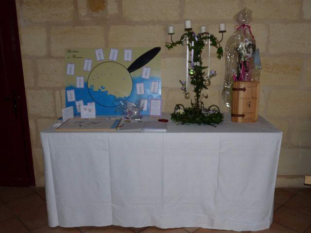 Le mariage de Florent et Coralie à Vayres, Gironde 23