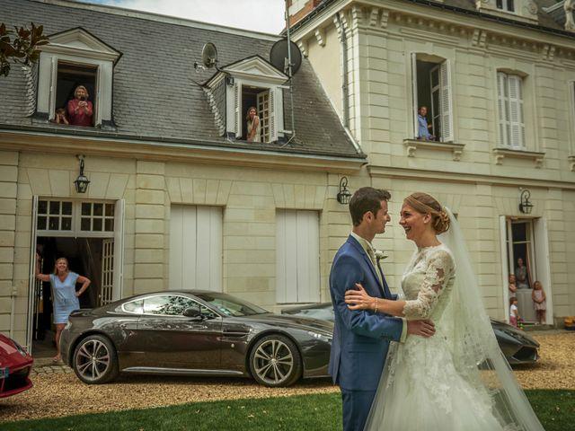 Le mariage de Benoît et Florence à Tours, Indre-et-Loire 9