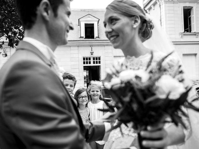 Le mariage de Benoît et Florence à Tours, Indre-et-Loire 10