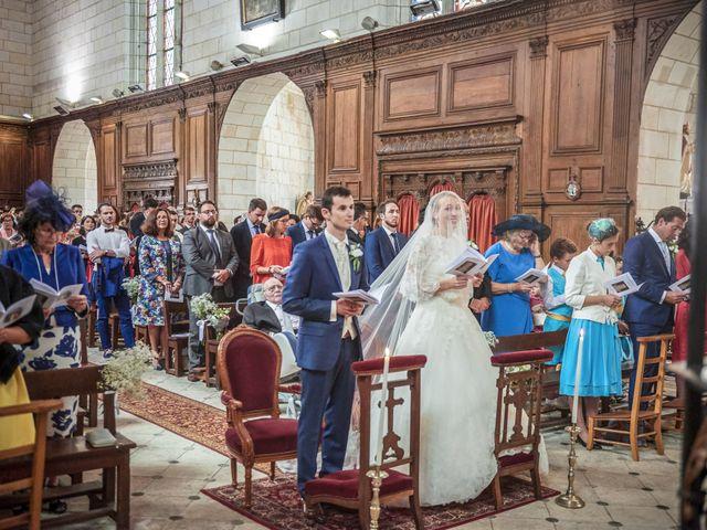 Le mariage de Benoît et Florence à Tours, Indre-et-Loire 18