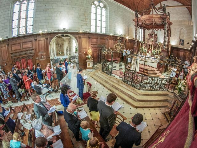 Le mariage de Benoît et Florence à Tours, Indre-et-Loire 19