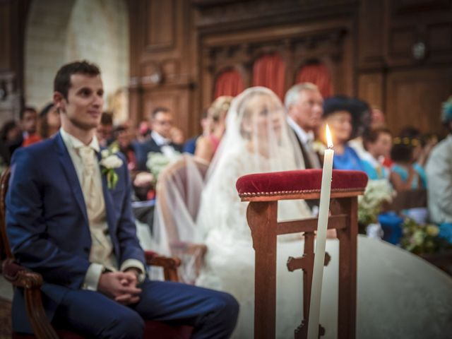 Le mariage de Benoît et Florence à Tours, Indre-et-Loire 20
