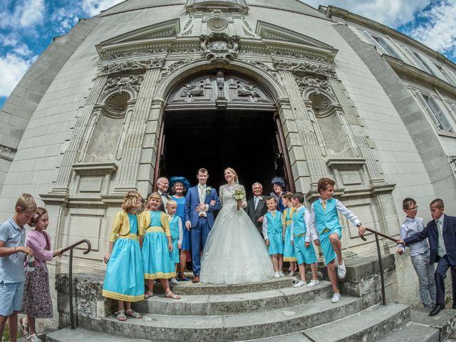 Le mariage de Benoît et Florence à Tours, Indre-et-Loire 34
