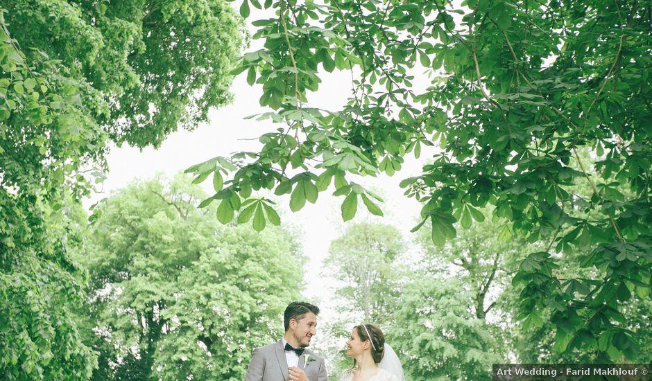 Le mariage de Felipe et Aline à Lyons-la-Forêt, Eure