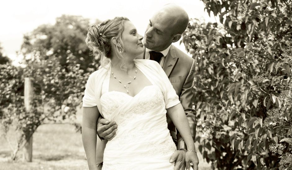 Le mariage de Benjamin et Jessica à Saint-Laurent-des-Autels, Maine et Loire