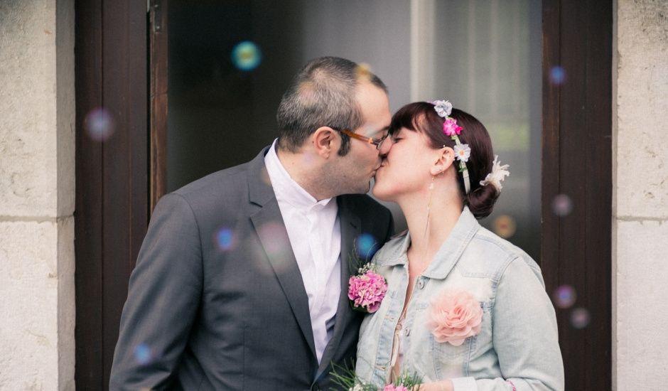 Le mariage de Chloe et Jean-François à Saint-Jorioz, Haute-Savoie