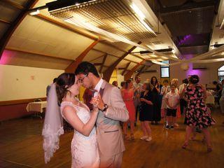 Le mariage de Alexandra et Cyril