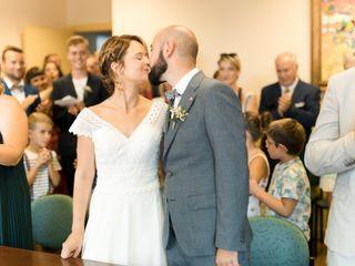 Le mariage de Jade et Mathieu