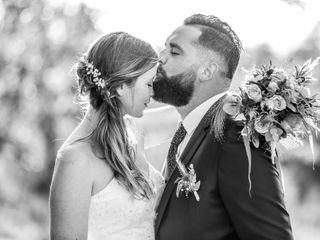 Le mariage de Marion et Yohann