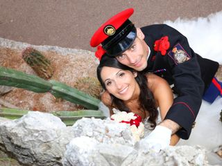 Le mariage de Christelle et Julien